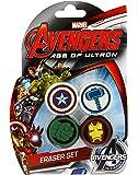 Avengers Age of Ultron Eraser Set