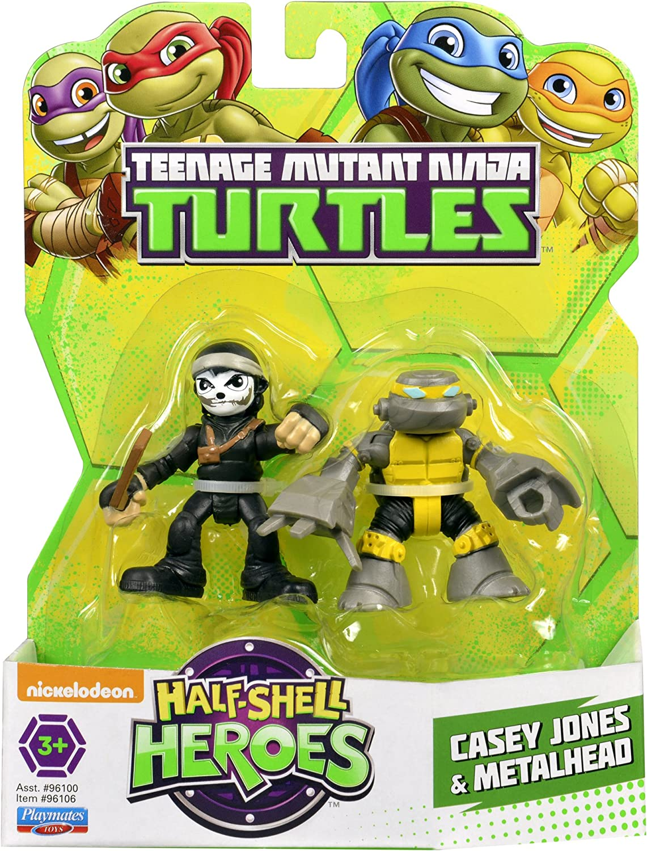 Amazon.com: Teenage Mutant Ninja Turtles pre-cool Half Shell ...