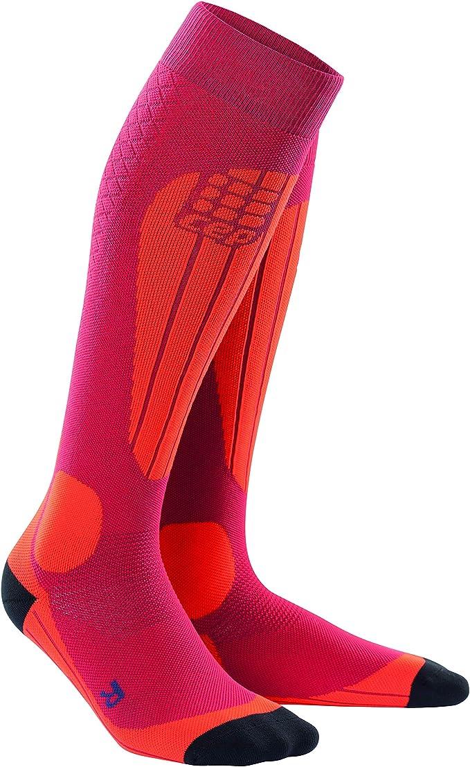 Skisocken f/ür Herren SKI Thermo Socks Kompressionsstr/ümpfe Made by medi CEP