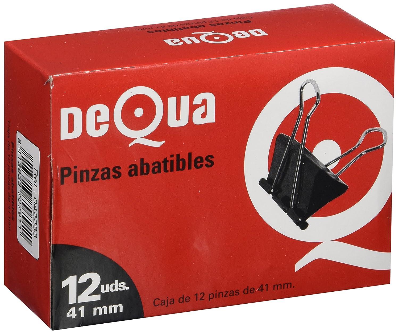 confezione da 12 Pinza a molla Dequa 42233