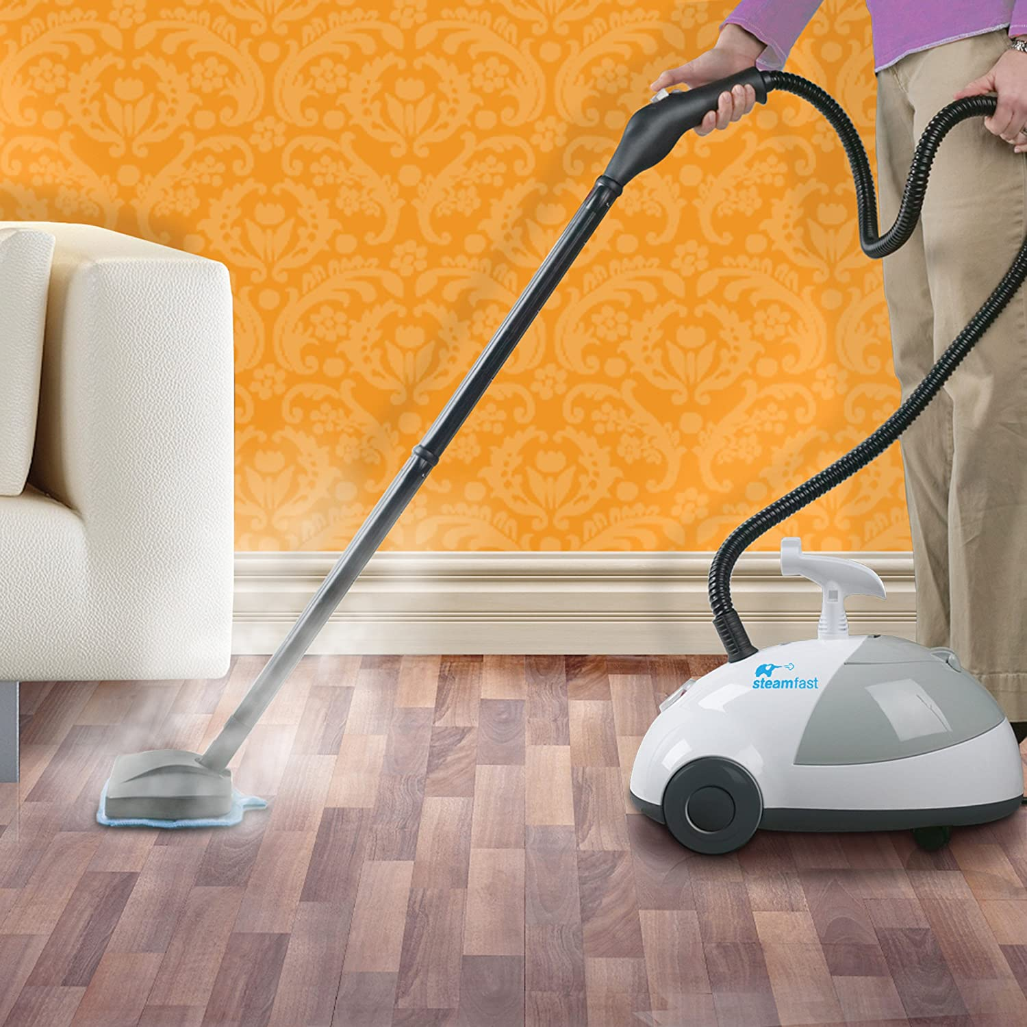 Amazon.com: Steamfast SF-275 Canister Steam Cleaner: Home & Kitchen
