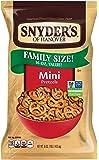 Snyder's of Hanover Mini Pretzel, 16 Oz