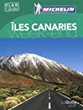 Guide Vert Week-end Canaries Michelin