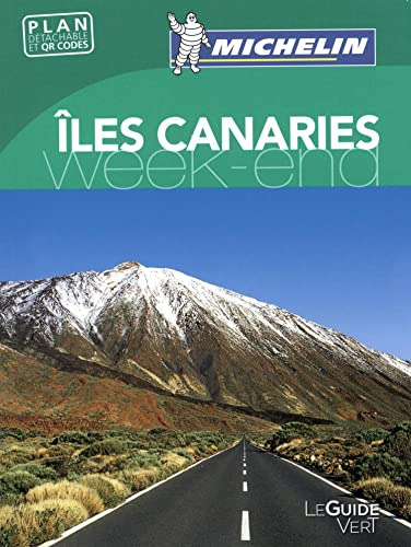 Guide Vert Week end Canaries Michelin