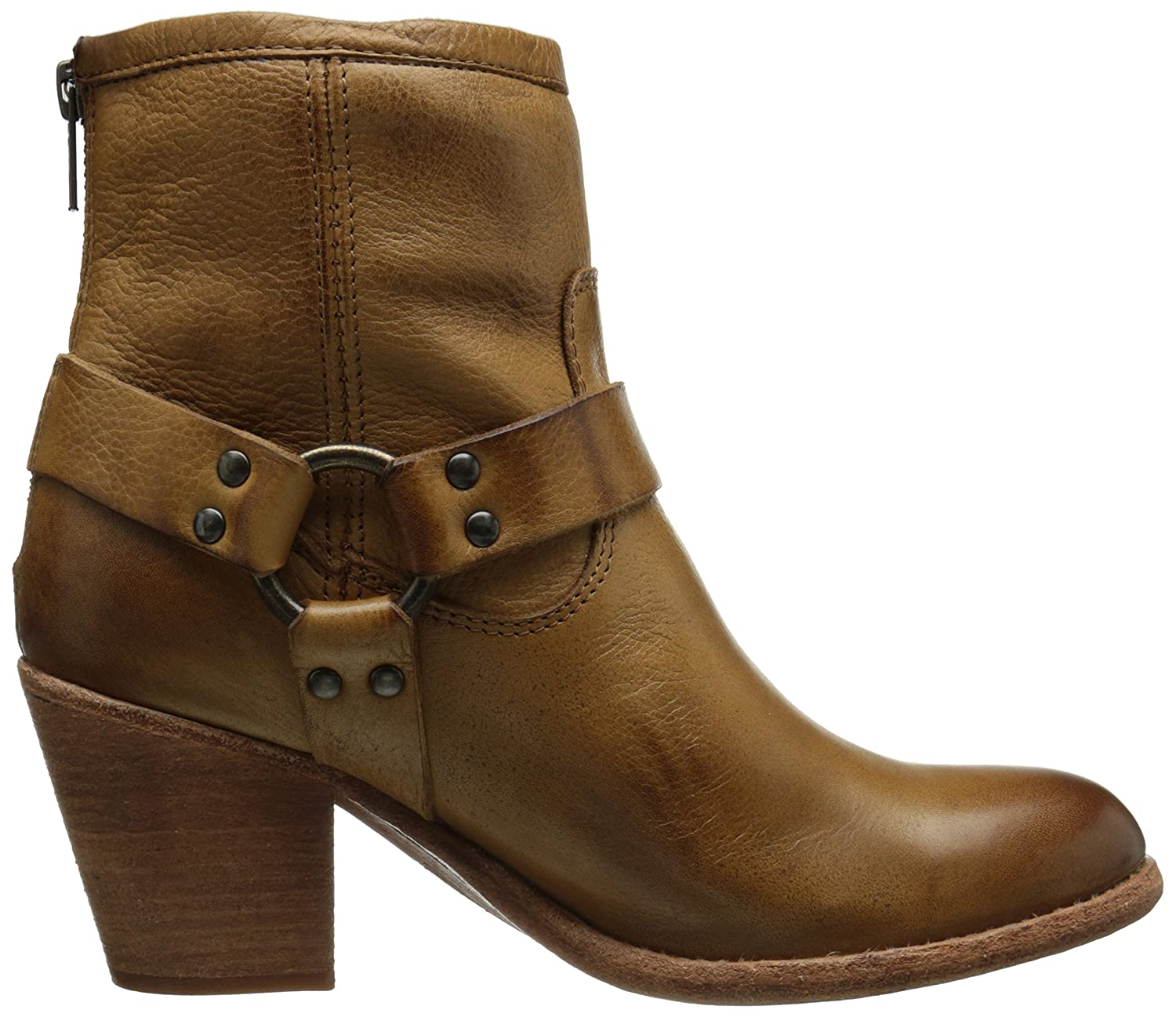 FRYE Women's Tabitha Harness Short Boot B00MUBB9FM 9.5 B(M) US|Camel-77944