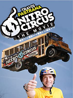 Nitro circus: the movie 3d movie review.