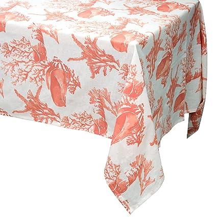 Charmant Rectangular Tablecloth 60 In. 102 In.   Raymond Waites Premium Linen  Rectangular Table Cloth