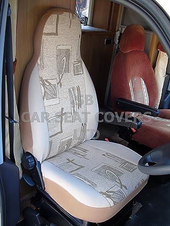 Coprisedili per Ducato Camper, Roulotte, Dorothy mh-155: Amazon.it
