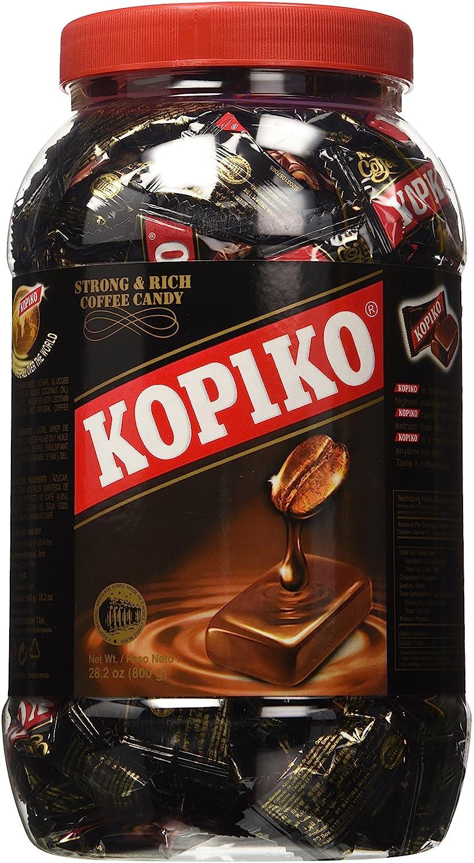 amazon com kopiko coffee candy in jar 800g 28 2oz original rh amazon com