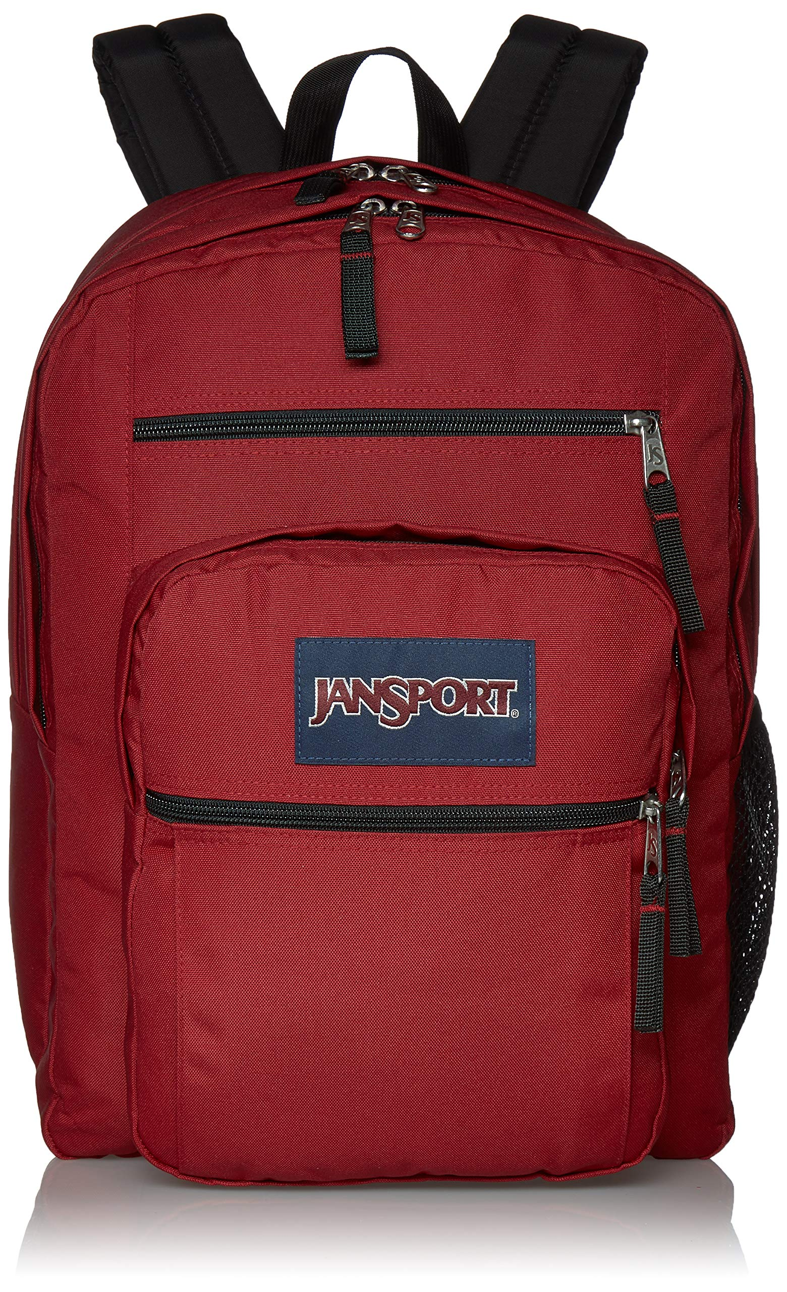 JanSport Big Student Backpack - 15-inch Laptop School Pack, Viking Red by JanSport