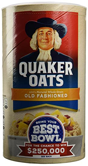 Quaker Oats Old Fashioned 510 g