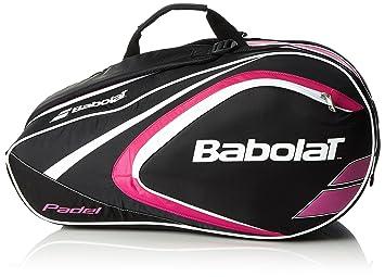 Babolat Club Padel - Bolsa para Raqueta, Color Rosa, tamaño 70 x 50 x 10 cm, 0.4 Liter: Amazon.es: Deportes y aire libre