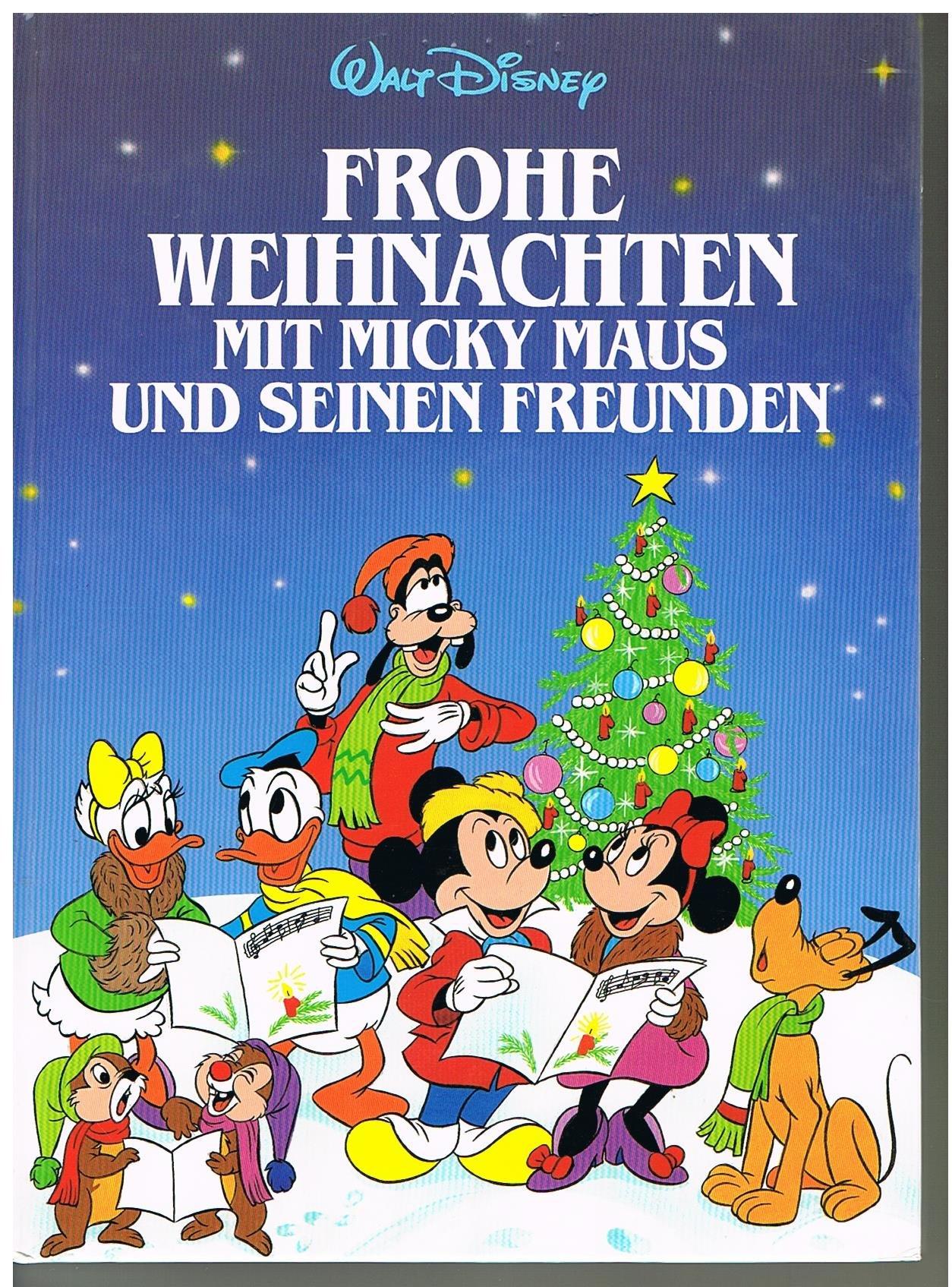 Frohe Weihnachten mit Micky Maus und seinen Freunden: Amazon.de ...
