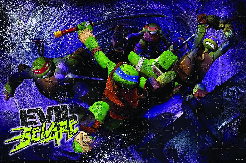 Amazon.com: Nickelodeon Cardinal Teenage Mutant Ninja ...