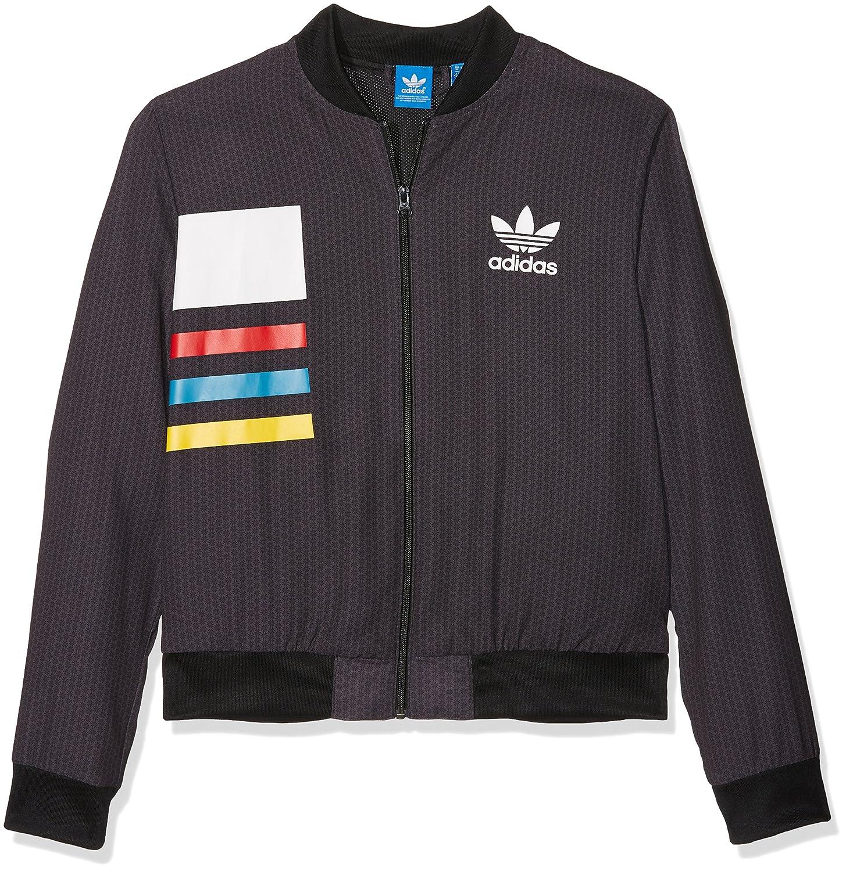 eeca5bb68224e3 adidas Damen Allover Print Originals Jacke günstig kaufen