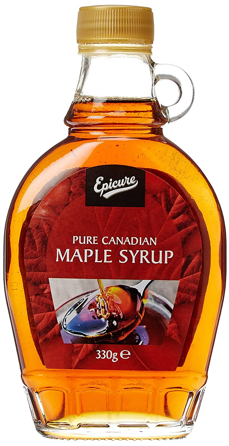 Epicure Maple Syrup 330g Amazon In Grocery Gourmet Foods