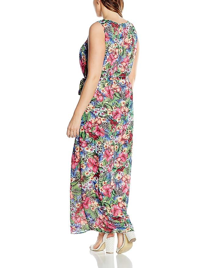 Womens Jrtassa Sl Maxi K Dress Junarose 5SlqjpMEb