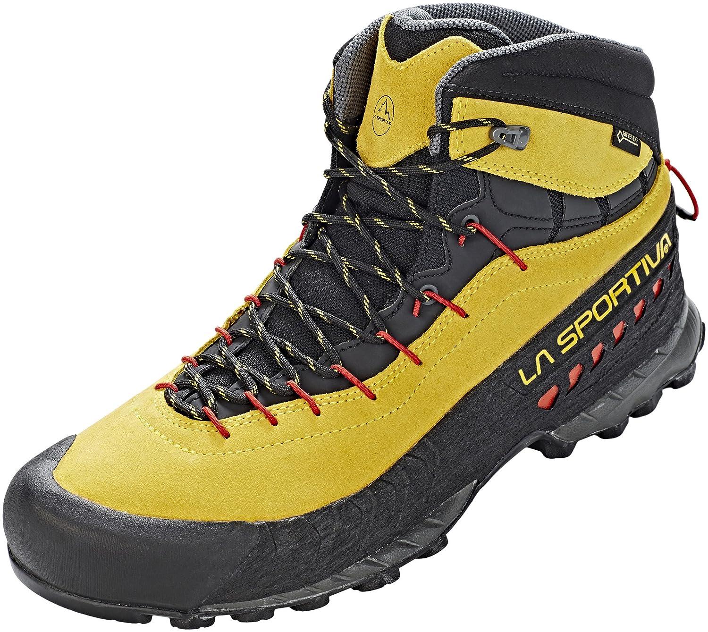 La Sportiva Unisex-Erwachsene Tx4 Wanderhalbschuhe Mid GTX Gelb Trekking-& Wanderhalbschuhe Tx4 569694