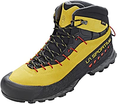 04ebd308467 La Sportiva Unisex Adults' Tx4 Mid GTX Low Rise Hiking Boots, (Yellow 000