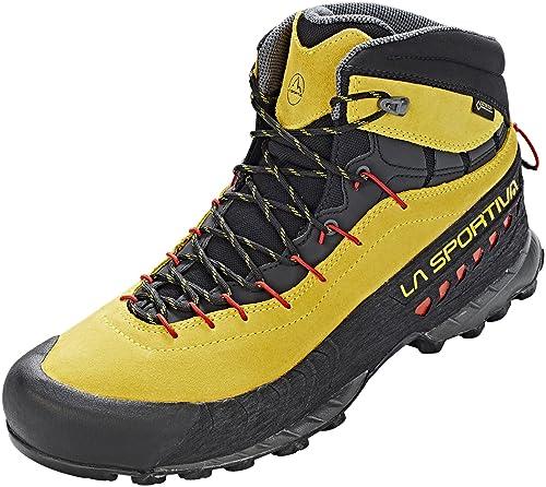 La Sportiva Tx4 Mid GTX Yellow, Zapatillas de Senderismo Unisex Adulto: Amazon.es: Zapatos y complementos