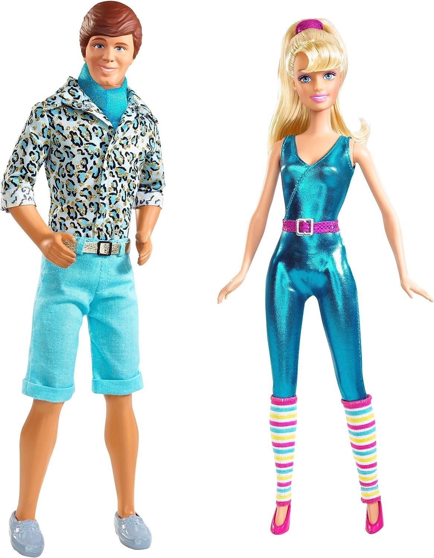 Amazon.es: Mattel R4242-0 - Barbie y Ken Gift Set, Los Amantes de ...