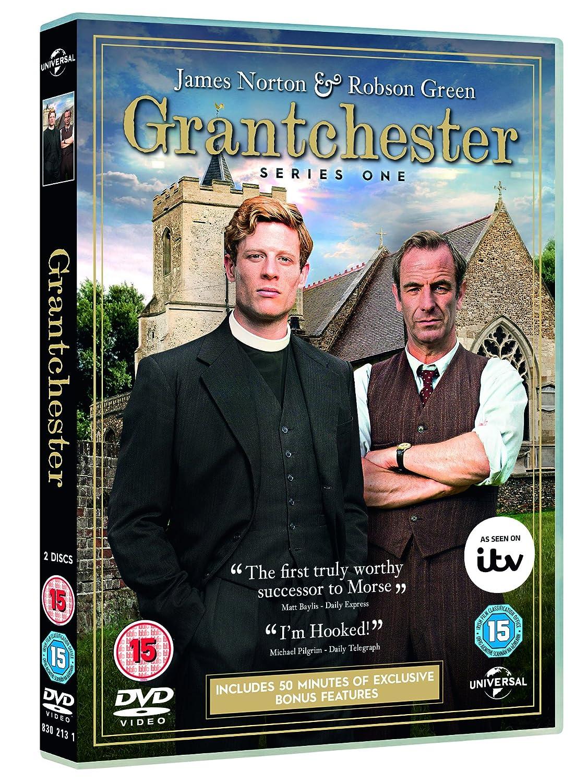 Amazon.com: Grantchester (Series 1) - 2-DVD Set ( Grantchester ...