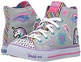 Skechers Kids Girls' Shuffles-Twist N'Turns