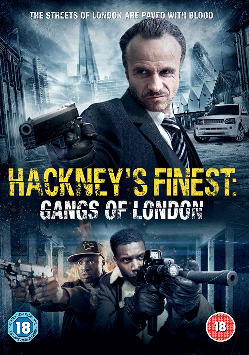 Amazon Com Hackney S Finest Gangs Of London Dvd Movies Tv