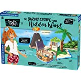Thames & Kosmos Pepper Mint in The Daring Escape from Hidden Island Story-Based Science Experiment & Model Building Kit…