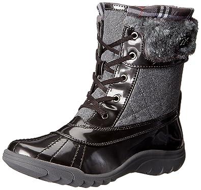 Amazon.com   Anne Klein Sport Women's Grania Snow Boot   Snow Boots