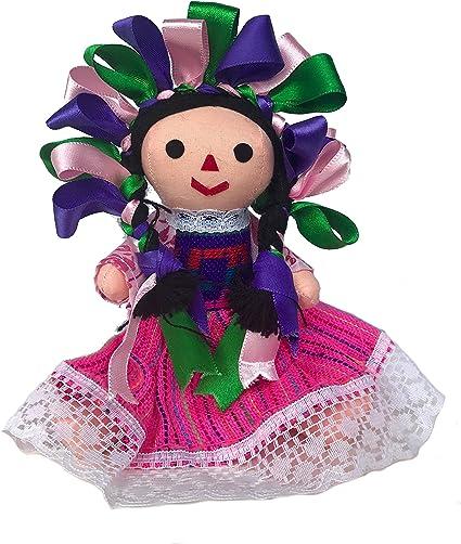 "Mexican Rag Doll 5/""-6/"" Tall"