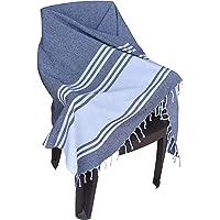 Turkish Towel 2 Pack, Pool Towels, Beach Towels, Cotton Blanket, Cotton Towels, Turkish Peshtemal Towels, Pestemal…