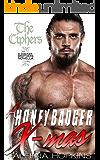 A Honey Badger X-mas (Cocker Brothers of Atlanta Book 7)
