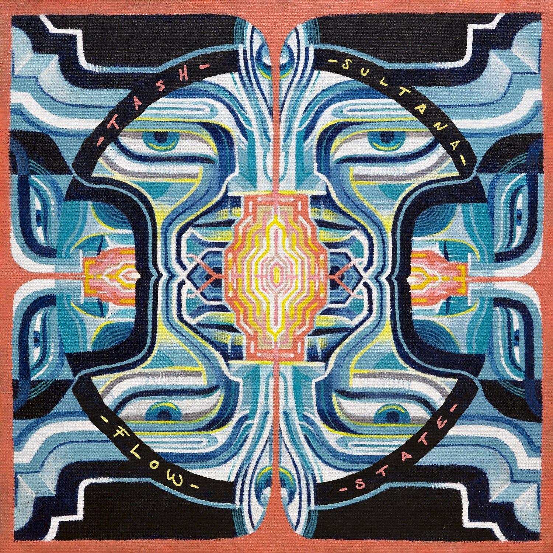 CD : Tash Sultana - Flow State (Digital Download Card)