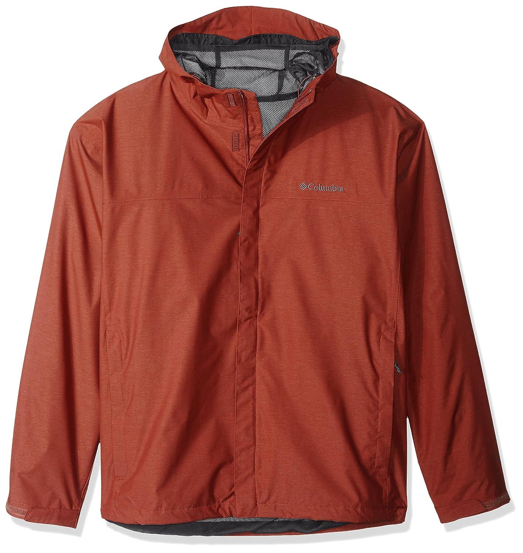Rusty 1X Plus Columbia Men's Raincoat