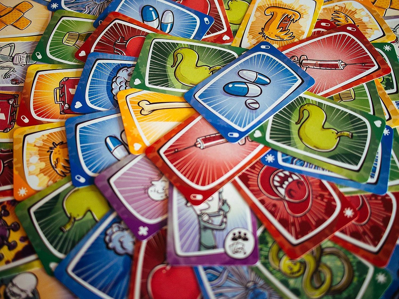 Tranjis Games TRG-01vir - Virus! - Juego de cartas