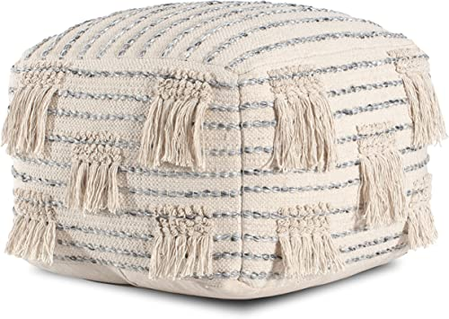 Anji Mountain Square Pouf