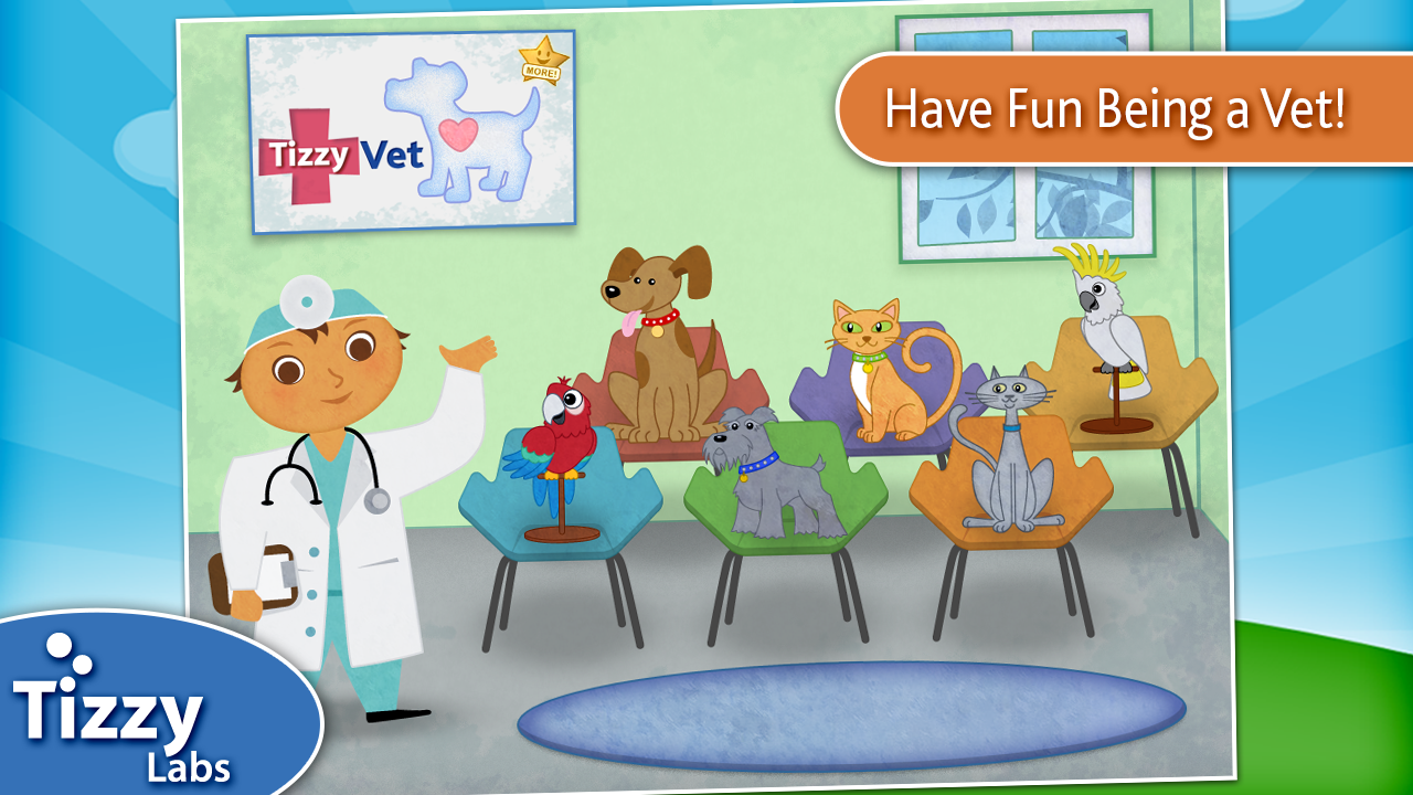 Tizzy Veterinarian: Amazon.ca: Appstore For Android