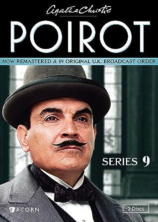 agatha christie poirot  : Agatha Christie's Poirot, Series 9: David Suchet, Hugh ...
