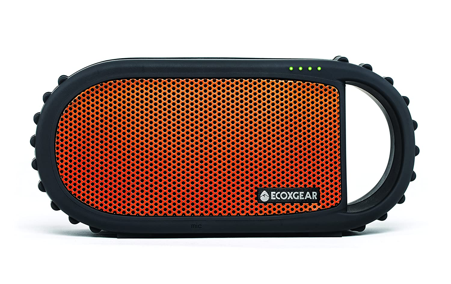 ECOXGEAR ECOCARBON Waterproof Bluetooth Speaker, Speakers Under 100
