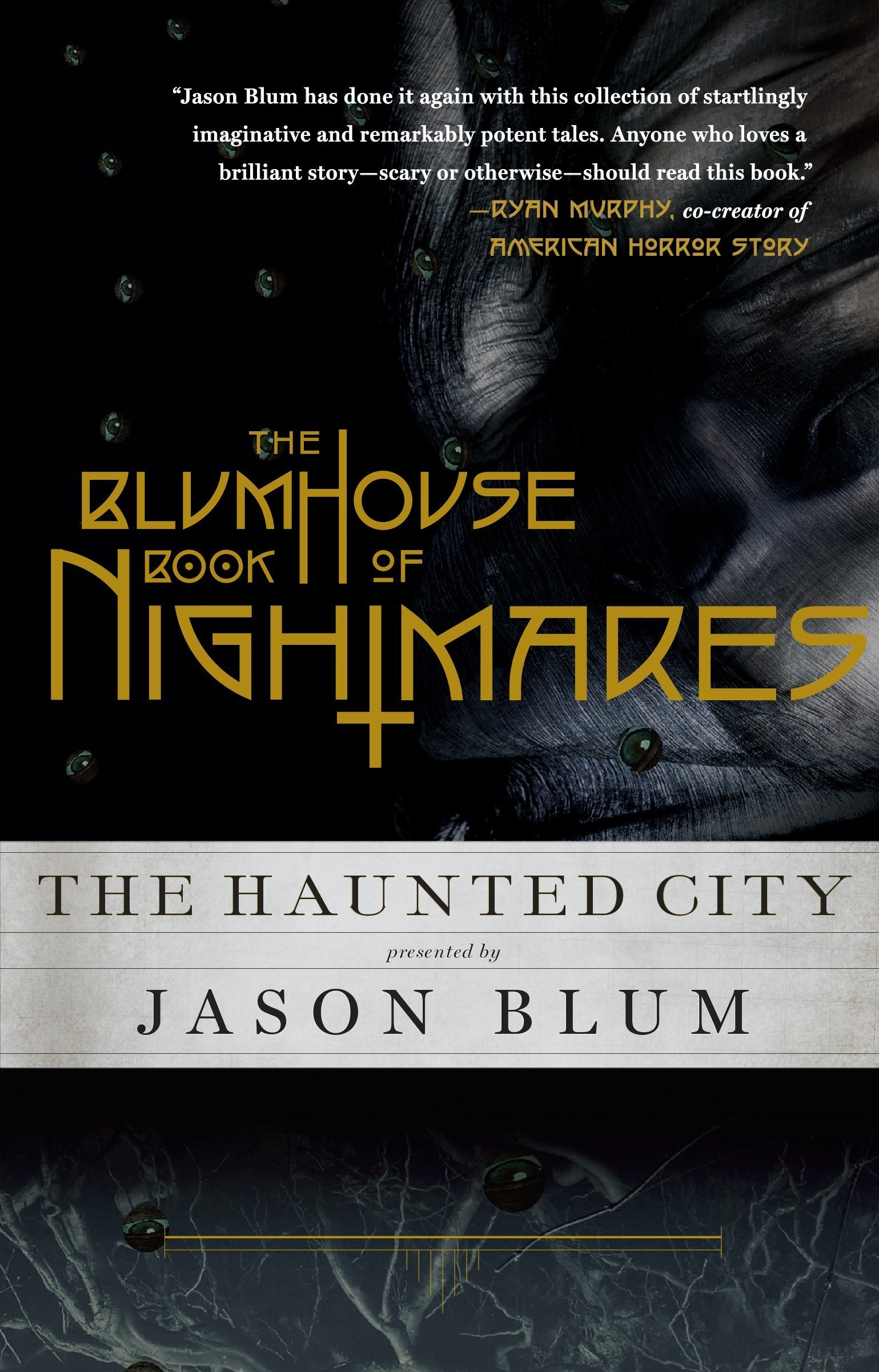 The Blumhouse Book of Nightmares: The Haunted City: Jason