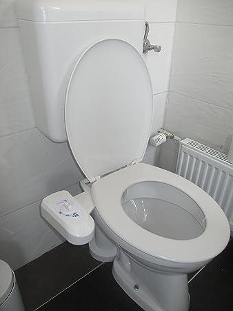 Wc Mit Dusche wc dusche miuwarefresh bidet 1100 funktion intimpflege taharet