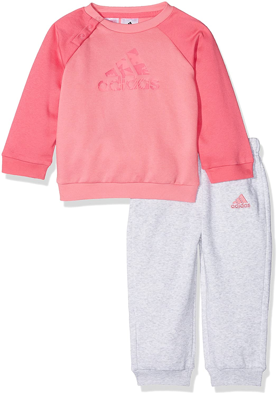 Adidas I E Logo Jog FL Chándal, Bebé-Niños: Amazon.es: Deportes y ...