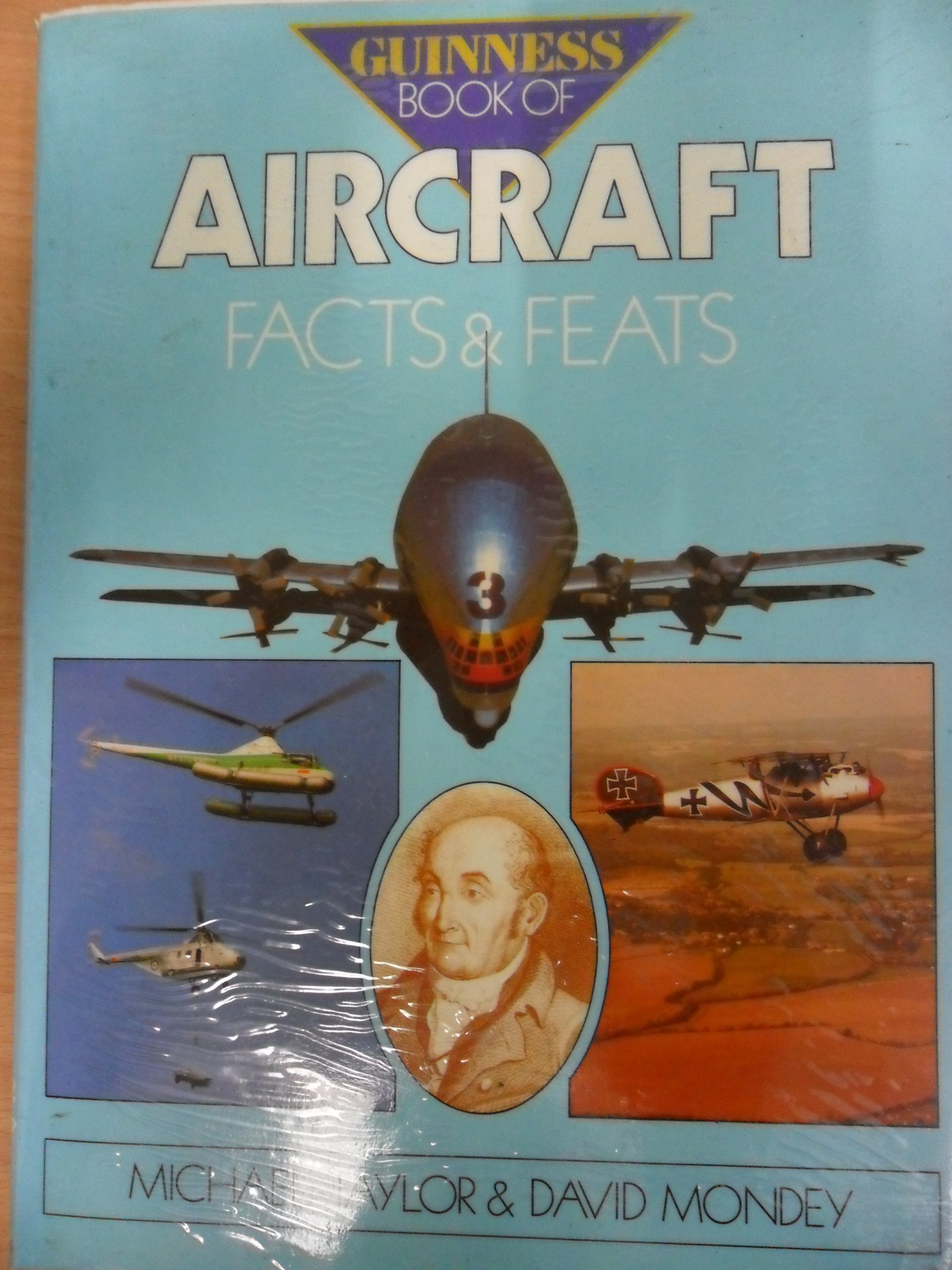 Guinness Book of Aircraft Facts and Feats: Amazon co uk
