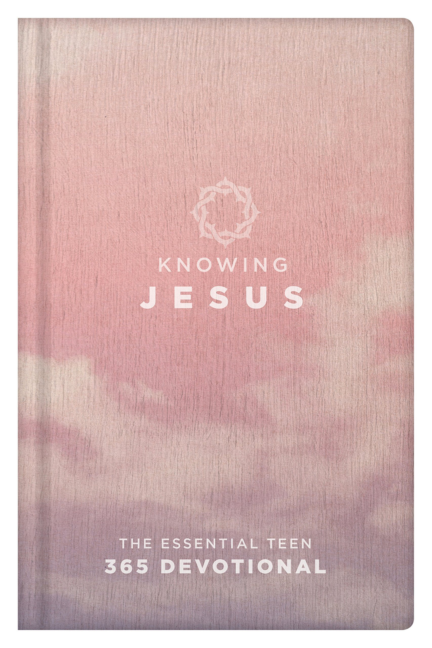 Download Knowing Jesus (Rose cover): The Essential Teen 365 Devotional pdf epub