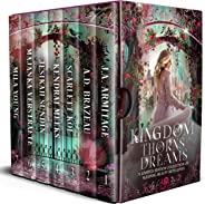 Kingdom of Thorns and Dreams: A Limited Edition of Sleeping Beauty Retellings (English Edition)