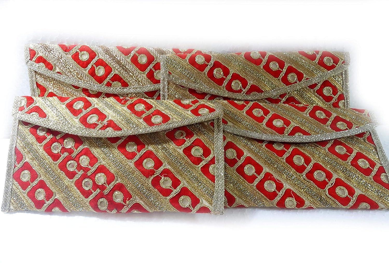 - Indian Wholesale 200 pc lot Bulk Mandala Hand Bag Ethnic Clutches Purse Shoulder for Ladies by Panchal Creation-20