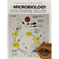 The Microbiology Coloring Book [With Microbe Files]