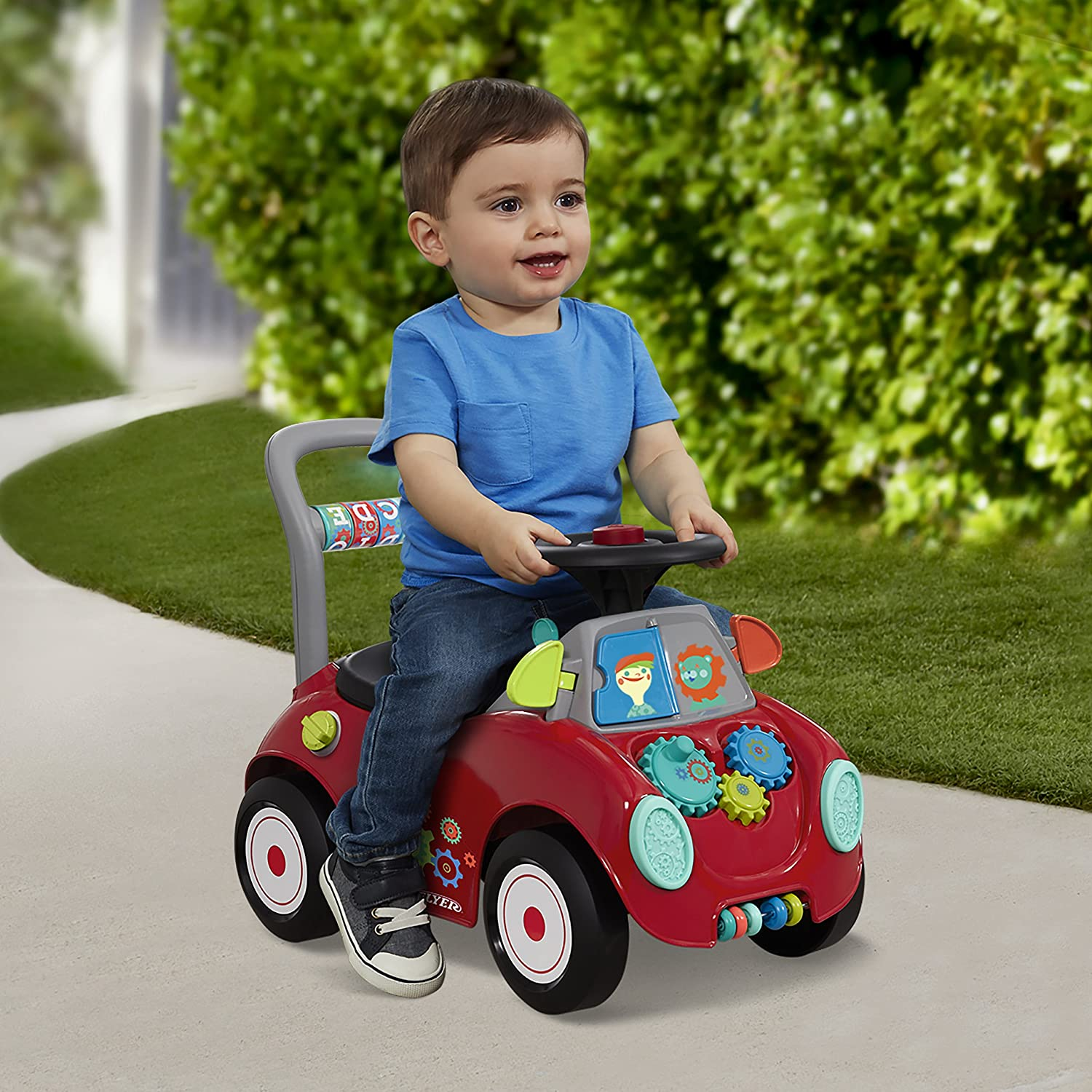 4ab9313809d Radio flyer busy buggy red toys games jpg 1500x1500 Radio flyer buggy