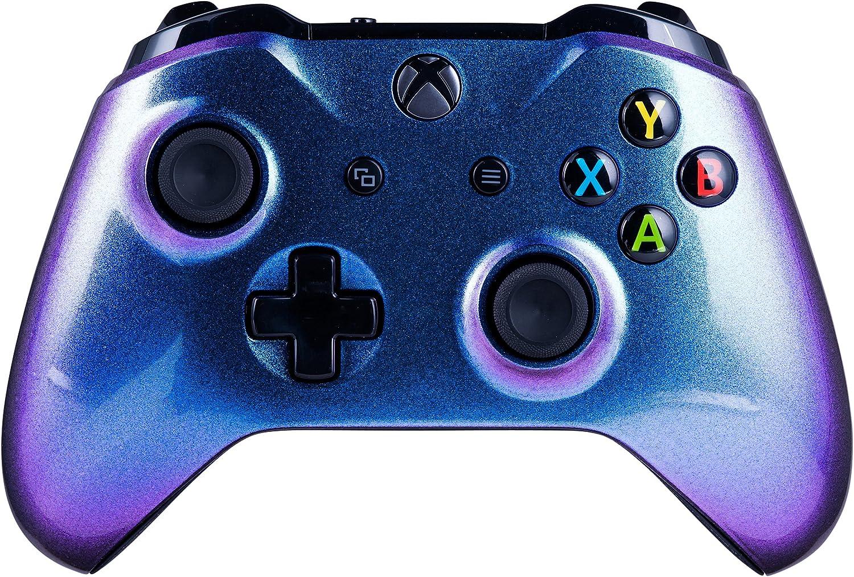 Xbox One Soft Touch Wireless Controller Negro mando y volante ...
